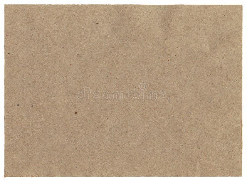 Papel reciclado foto de archivo