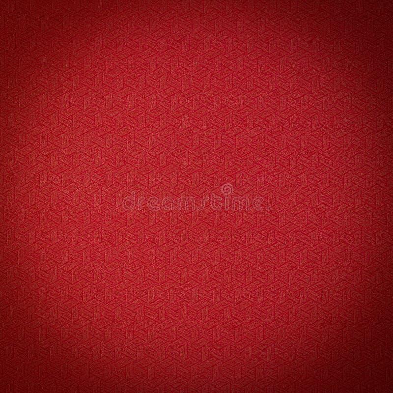 Papel rojo textured foto de archivo libre de regalías