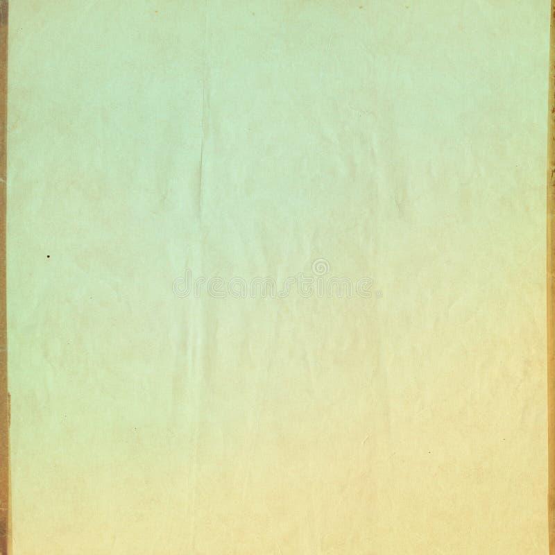 Papel sarapintado do vintage fotografia de stock royalty free