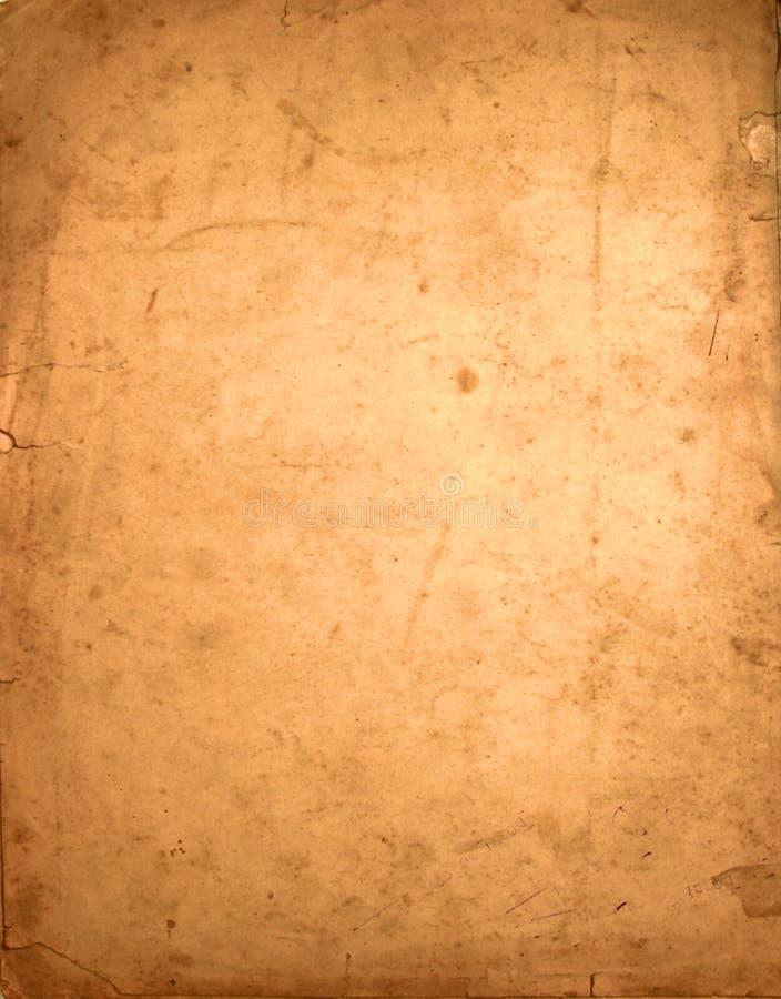 Papel velho fotografia de stock