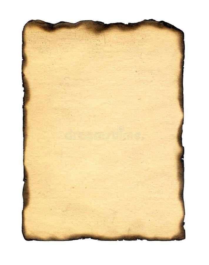 Papel velho ilustração stock