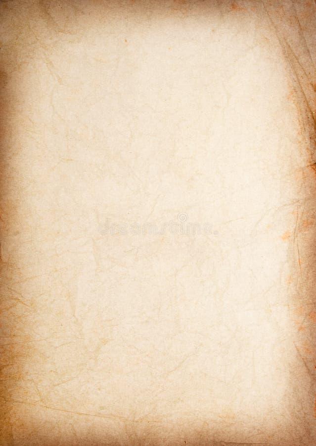 Papel velho imagens de stock