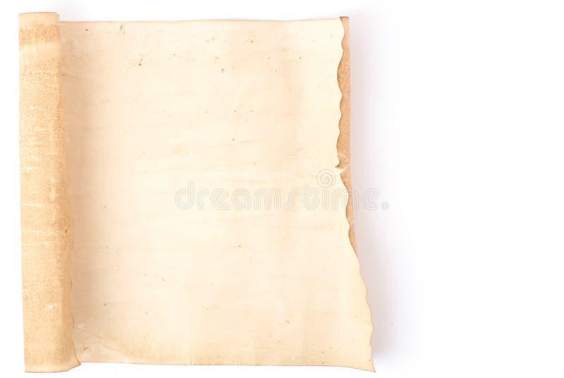 Papel velho imagem de stock royalty free