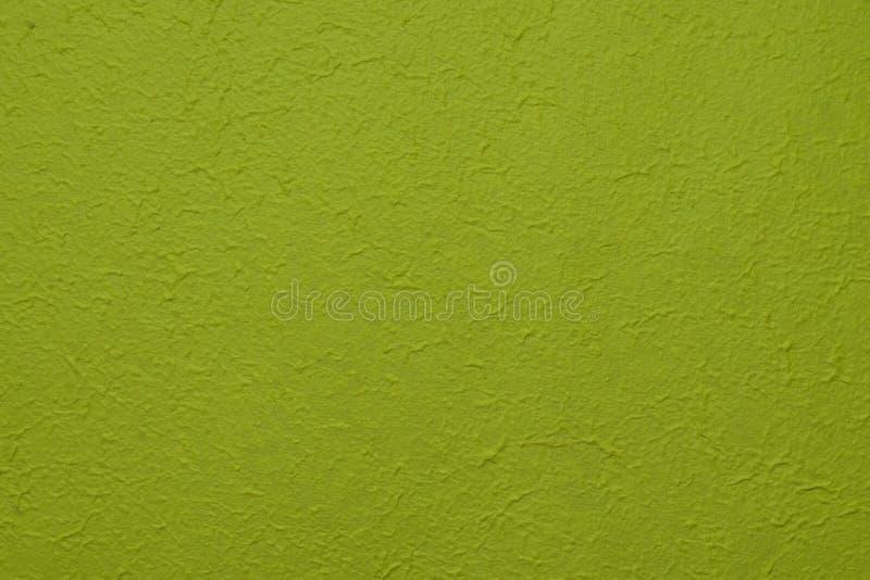 Papel verde oliva de la mora del color verde fotografía de archivo libre de regalías