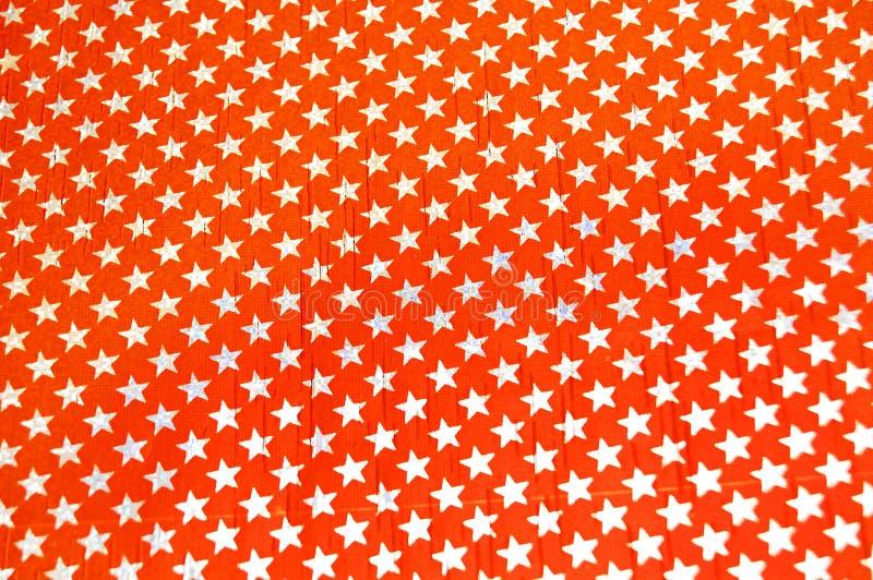 Papel vermelho do Natal. imagem de stock royalty free