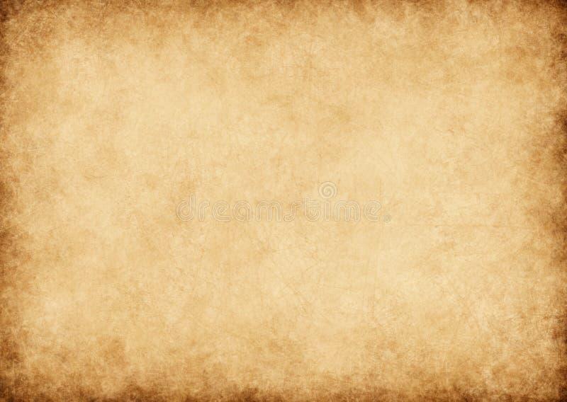 Fondo De Papel Viejo: Papel Viejo Imagen De Archivo. Imagen De Grungy, Dañado