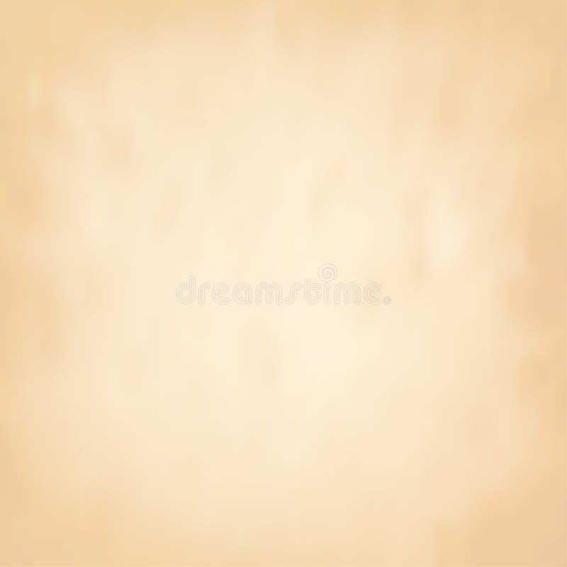 Papel viejo del fondo marrón abstracto libre illustration