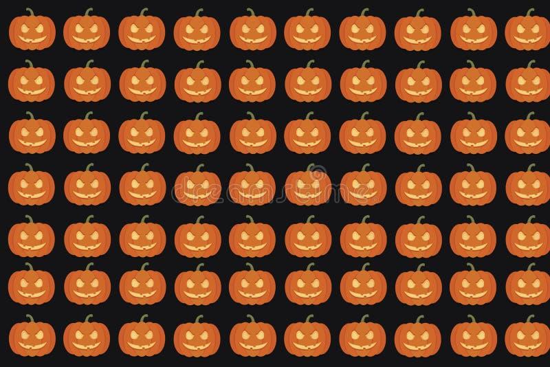 Papeles pintados de Halloween para el día de fiesta fotos de archivo