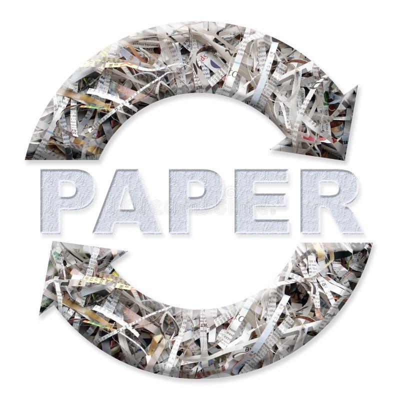 paper återanvändning
