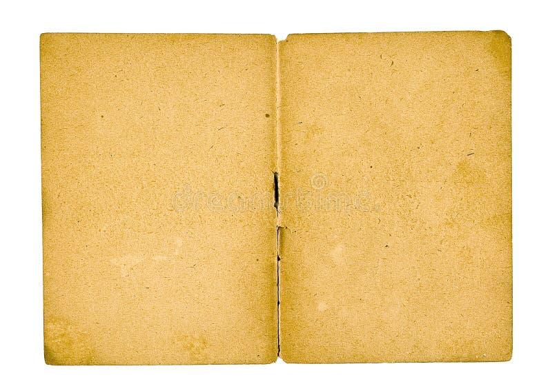 Paper-2 velho imagem de stock royalty free