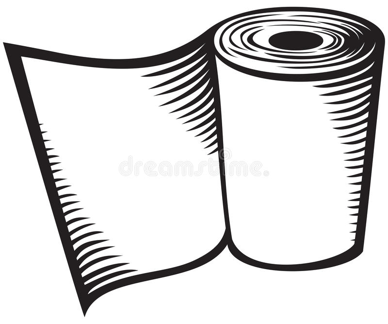 Download Paper stock vector. Illustration of accessories, isolated - 23936962