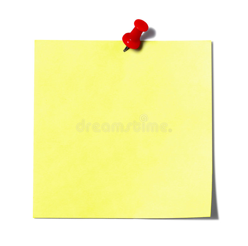 Paper. Plain note paper on textured background, Write note on it stock images