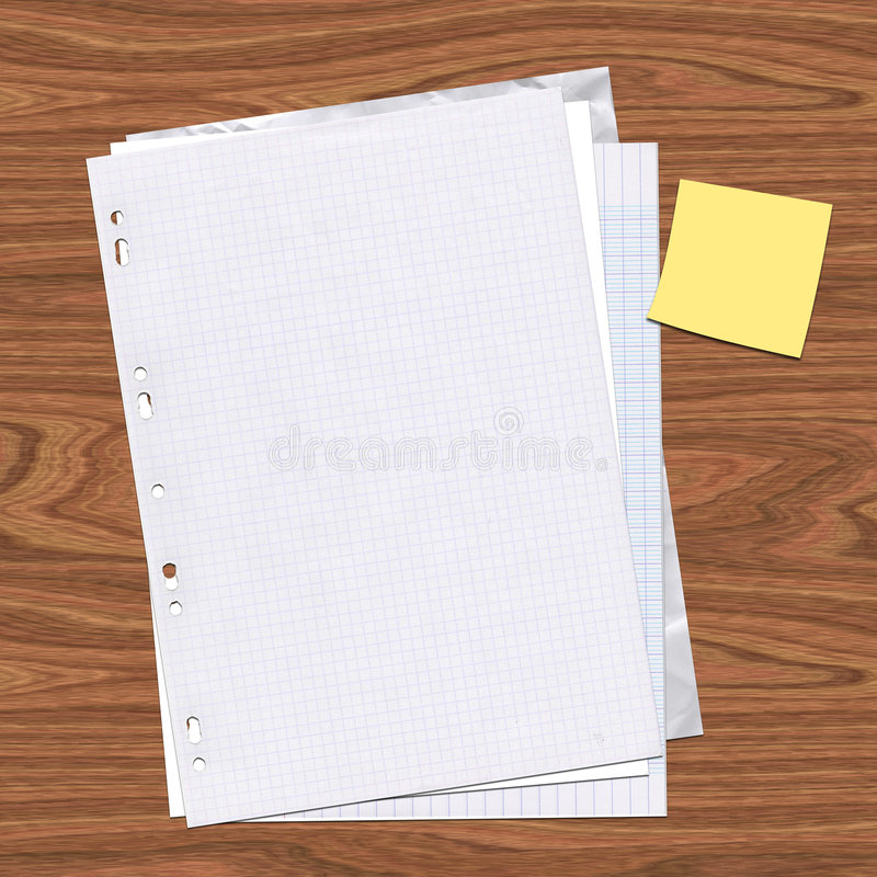 Download Paper stock image. Image of business, closeup, grungy - 6502301