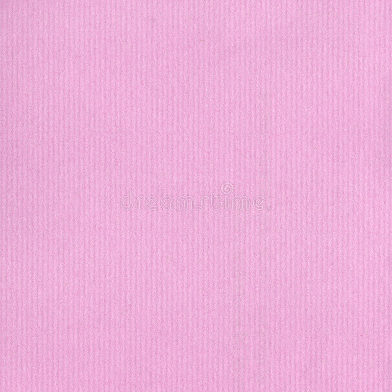 Paper. Blank sheet of pink paper stock photo