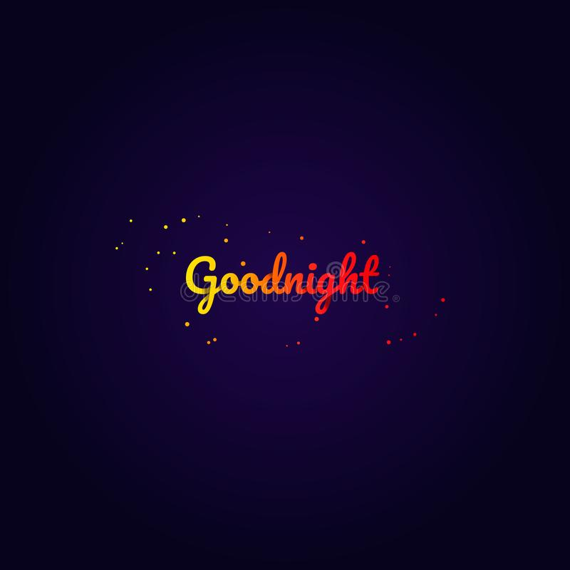 Goodnight Stock Illustrations – 862 Goodnight Stock
