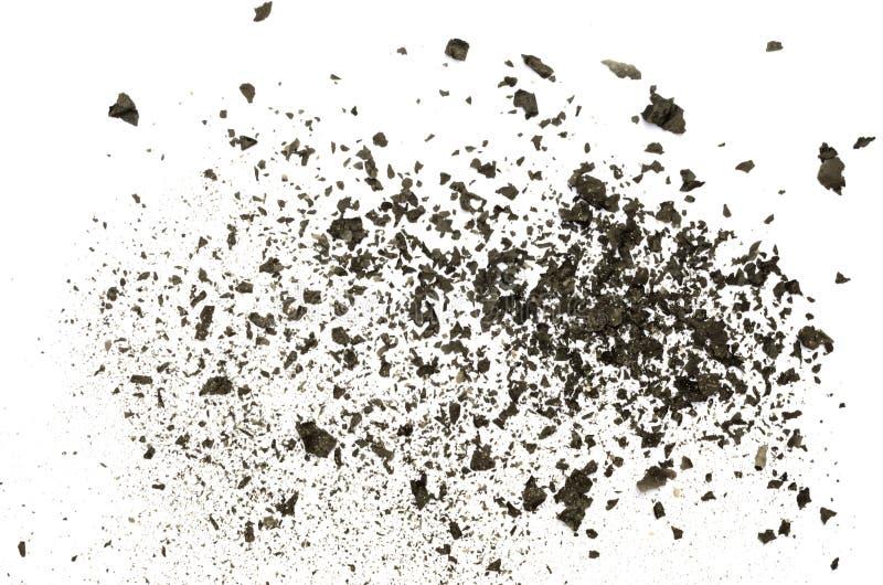 Paper Ash texture stock photos