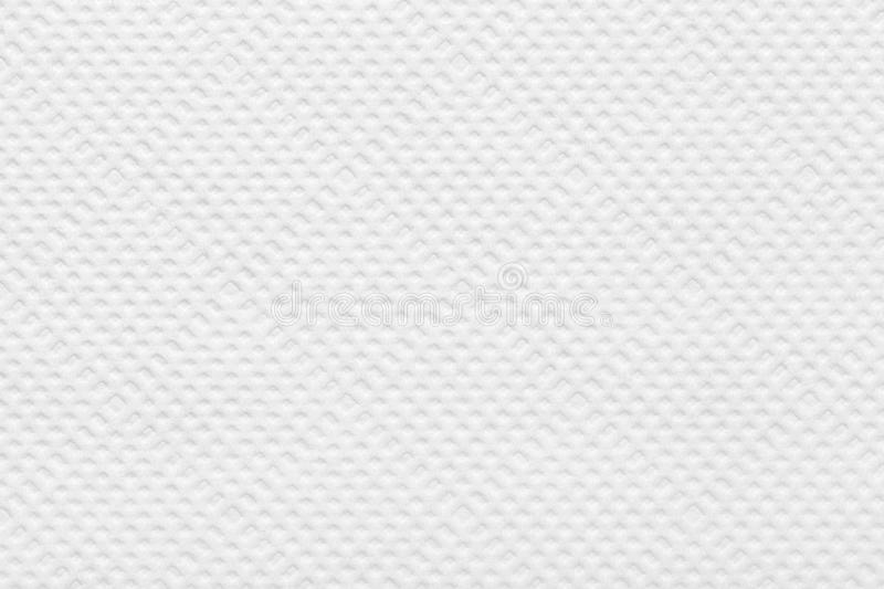 Paper Background. White toiled paper texture for background. Macro shot royalty free stock images