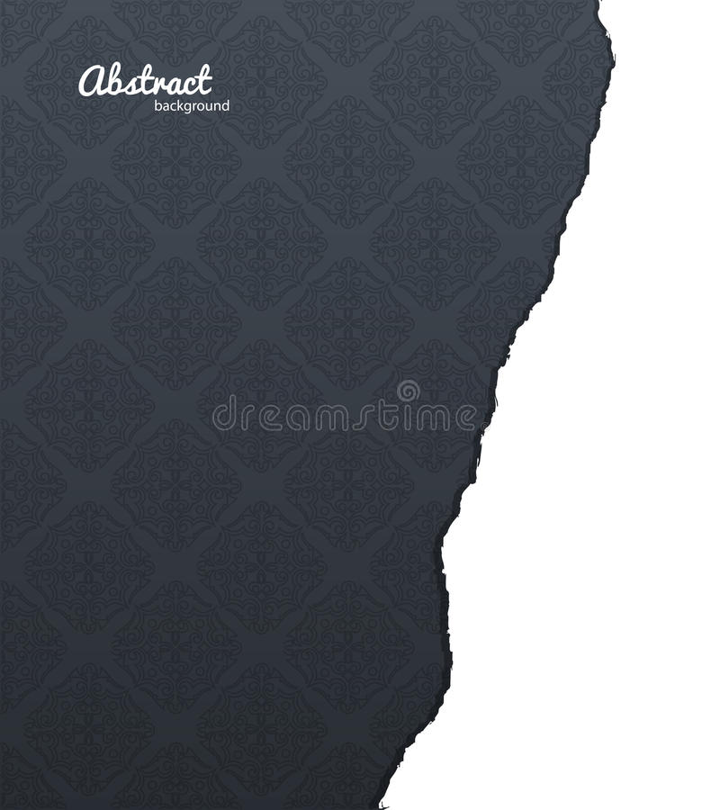 Download Paper background stock vector. Image of ornament, label - 34116424