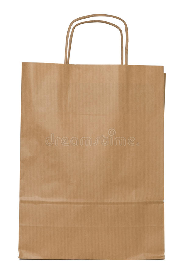 Download Paper bag stock photo. Image of ecological, maroon, gift - 12178164