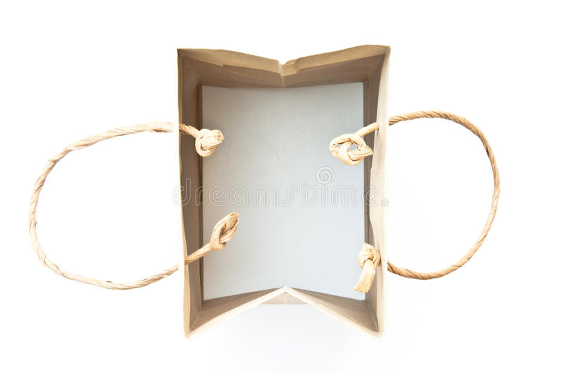 Download Paper bag stock photo. Image of reuse, ecology, recycle - 18576302