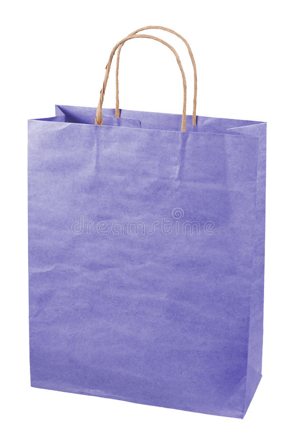 Download Paper Bag Isolated. Royalty Free Stock Image - Image: 22303546