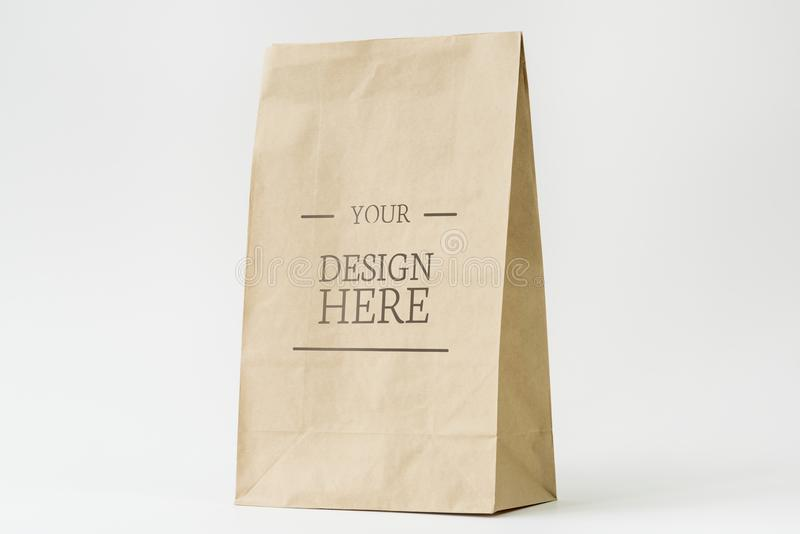 6988a5a118e1 paper bag mockup design background stock photo image of container .