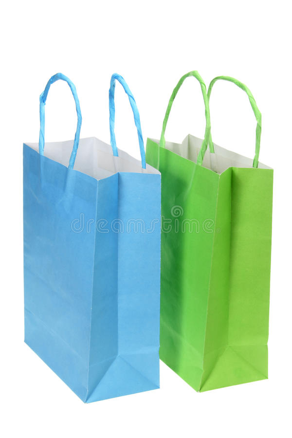 Download Paper Bags stock photo. Image of gift, white, purchase - 24551976