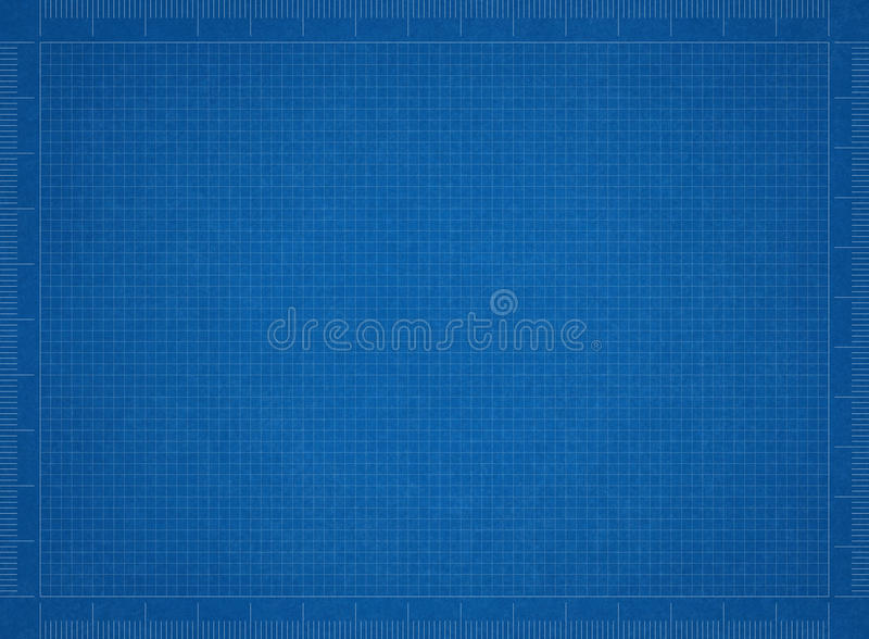 Paper blueprint background royalty free stock photo
