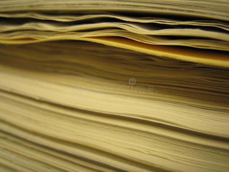 Download Paper bunt arkivfoto. Bild av datalistor, papper, disarray - 240832