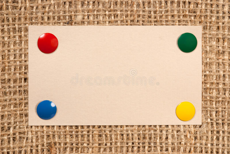 Download Paper on a canvas stock photo. Image of pattern, sack - 14366756