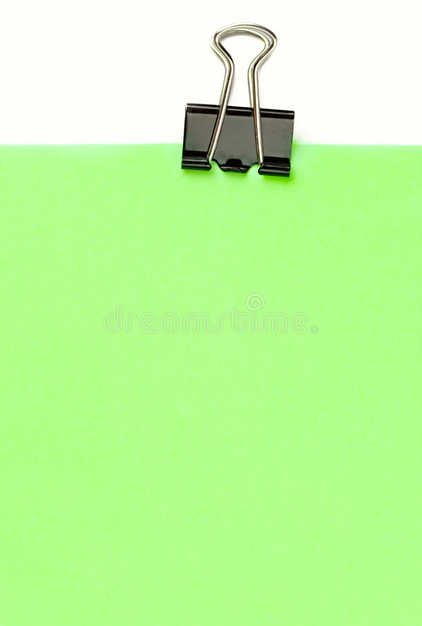 Download Paper clip stock photo. Image of clean, binder, label - 15785400