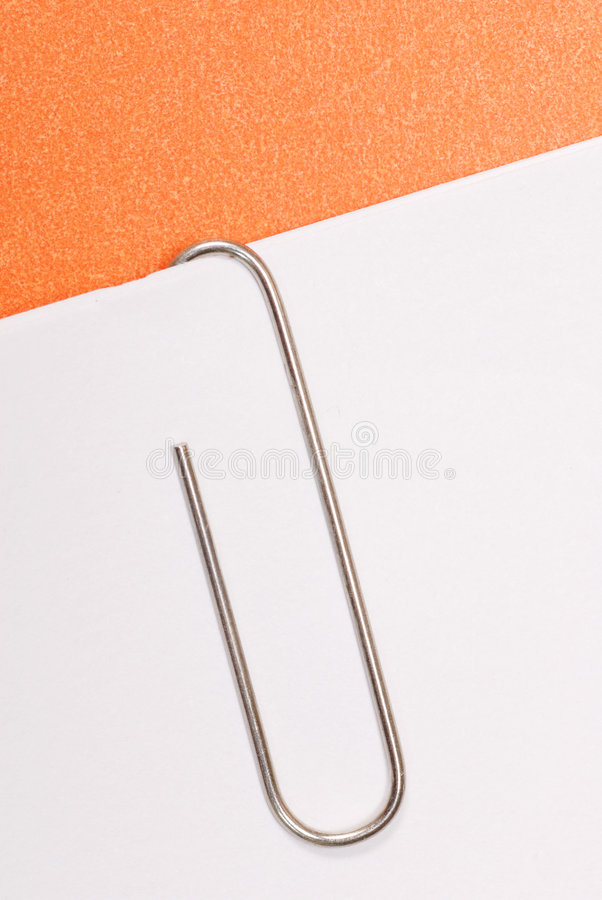Download Paper clip stock image. Image of letters, documents, blank - 1705579