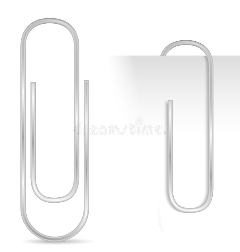 Paper Clip stock illustration