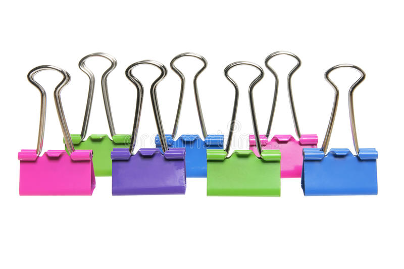 Download Paper Clips stock photo. Image of foldback, choice, clips - 22571678