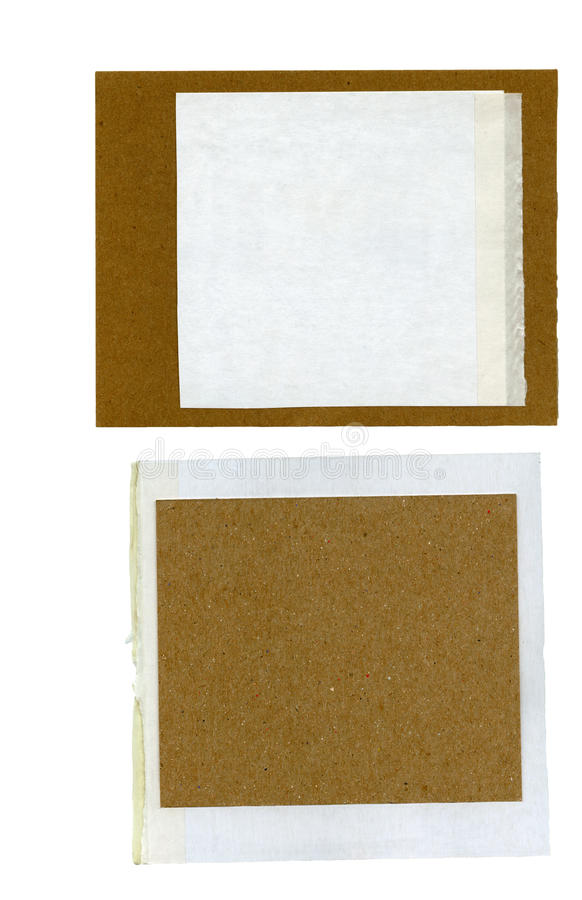 Download Paper collection stock photo. Image of brown, uneven - 30707628