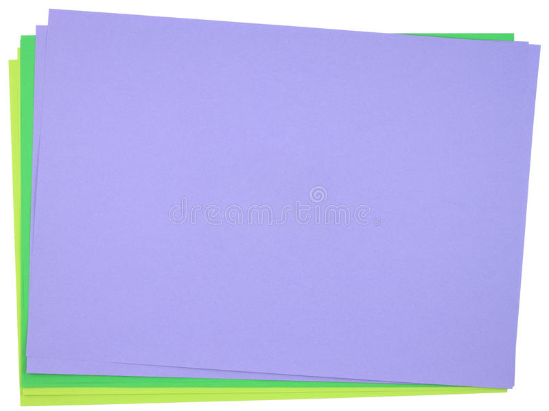 Download Paper stock photo. Image of green, disorderly, colour - 39509964