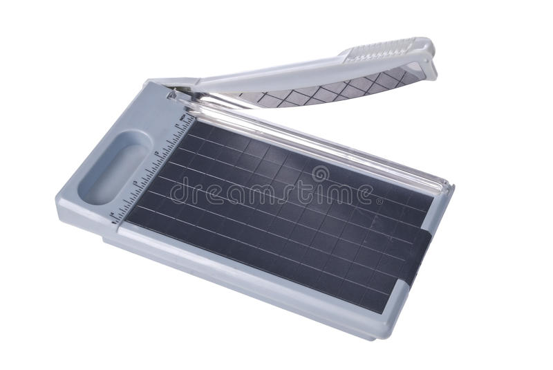 Paper cutter stock photos