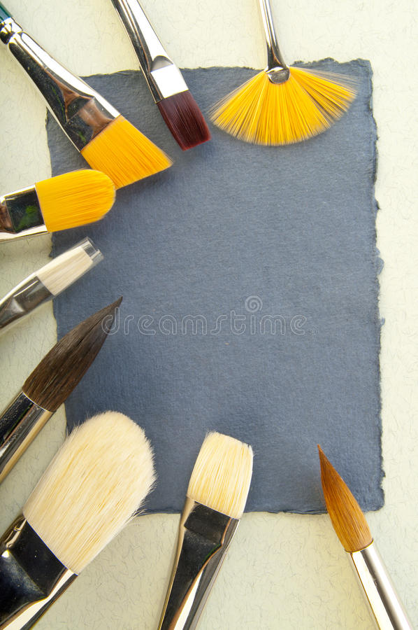 Download Paper elements for card stock photo. Image of creative - 25932606