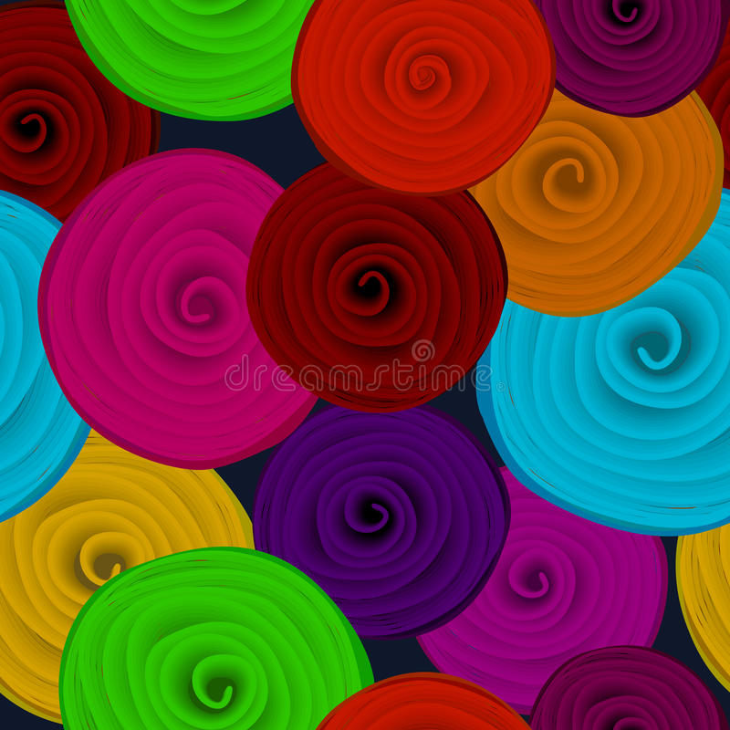 Download Paper flower seamless stock vector. Image of paper, fashion - 29688677