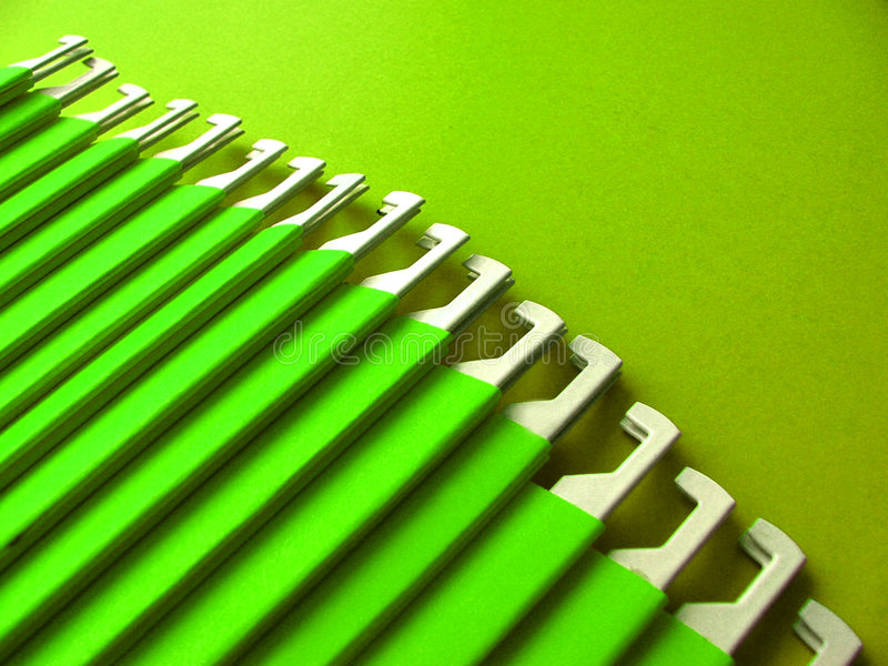 Paper Folders. Repetition Pattern of Paper folders stock images