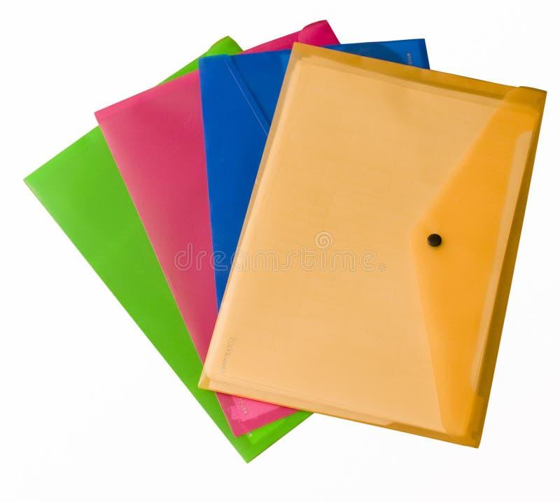 Paper folders royalty free stock photos