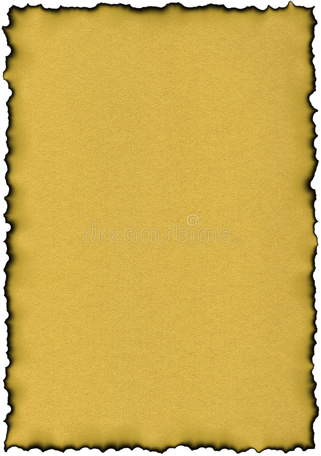 The paper of gold color - sparkles