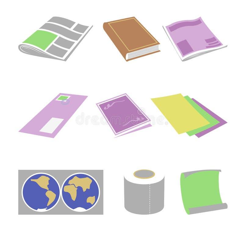 Download Paper goods stock vector. Illustration of news, postcard - 8511380