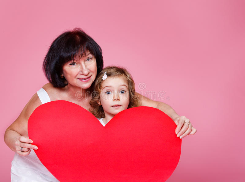 Download Paper heart stock image. Image of little, child, beautiful - 28122491