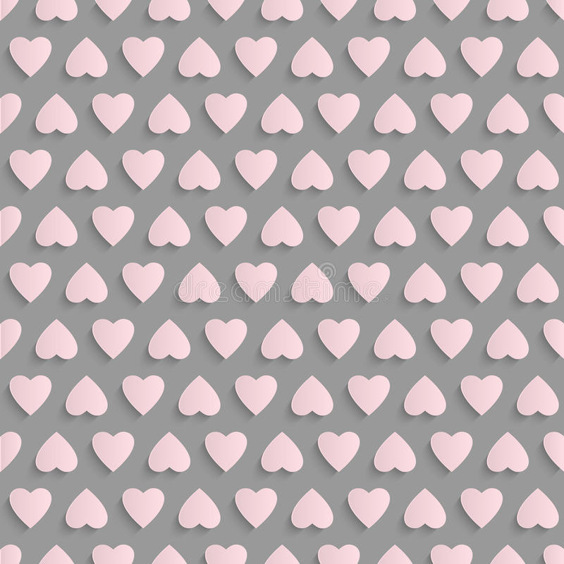 Download Paper hearts stock vector. Image of idea, border, holiday - 28677240