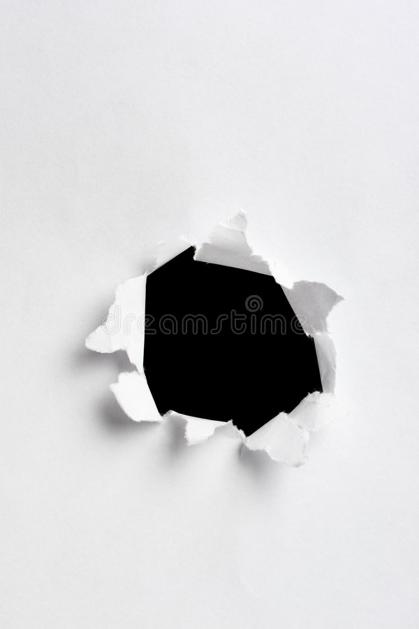 Free Paper Hole Stock Images - 2605944