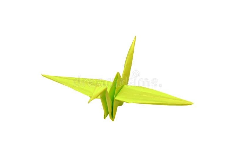 Download Paper kran arkivfoto. Bild av symbol, origami, japan - 27276416