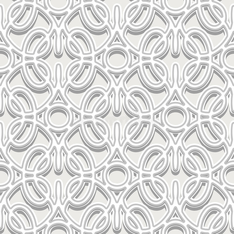 Download Paper lace pattern stock vector. Illustration of elegant - 34183377