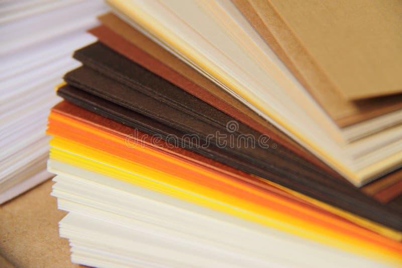 paper märkduk arkivbilder