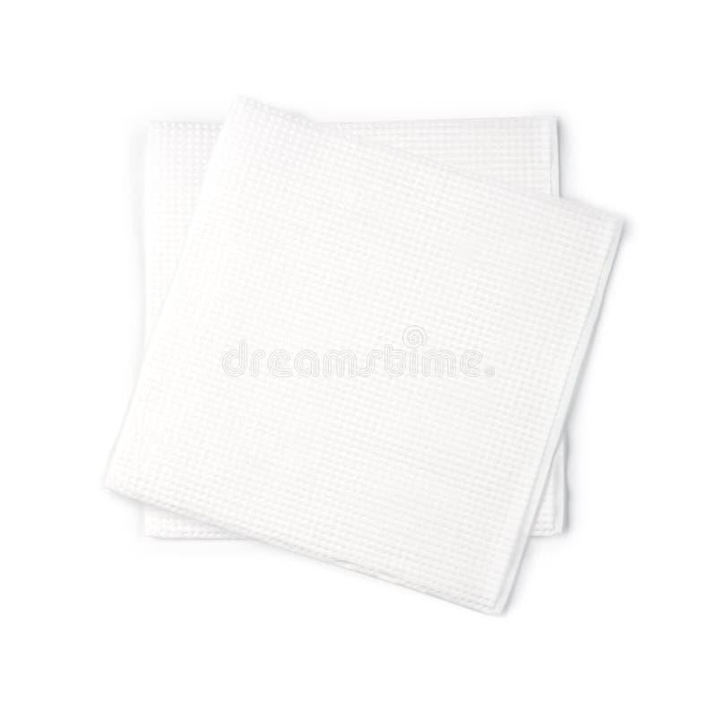 Download Paper Napkin stock image. Image of domestic, napkin, single - 25352173